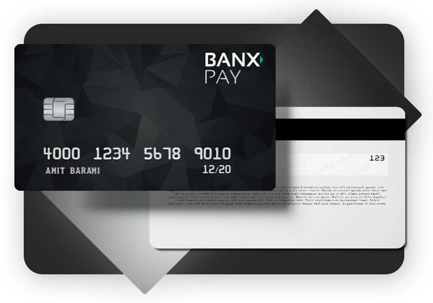 Banx Credit Card